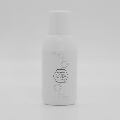 CLEAN  GEL   гелеобразное средство для очищения кожи рук, 85 ml