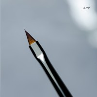 Кисть MAESTRU 2. MP  /ворс нейлон лепесток (для лепки и рисования )