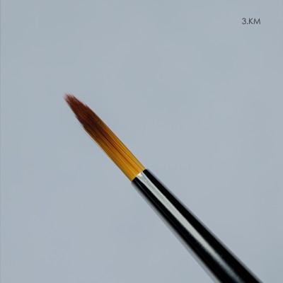 Кисть MAESTRU 3. KM/ ворс из двухцветного нелона