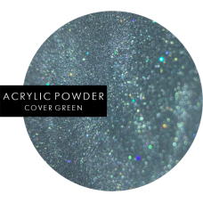 ACRYLIC POWDER | Cover green