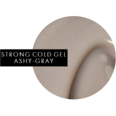 STRONG COLD GEL   ashy gray