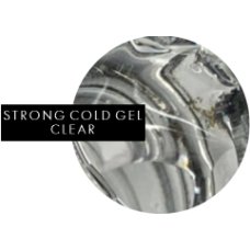STRONG COLD GEL   Clear